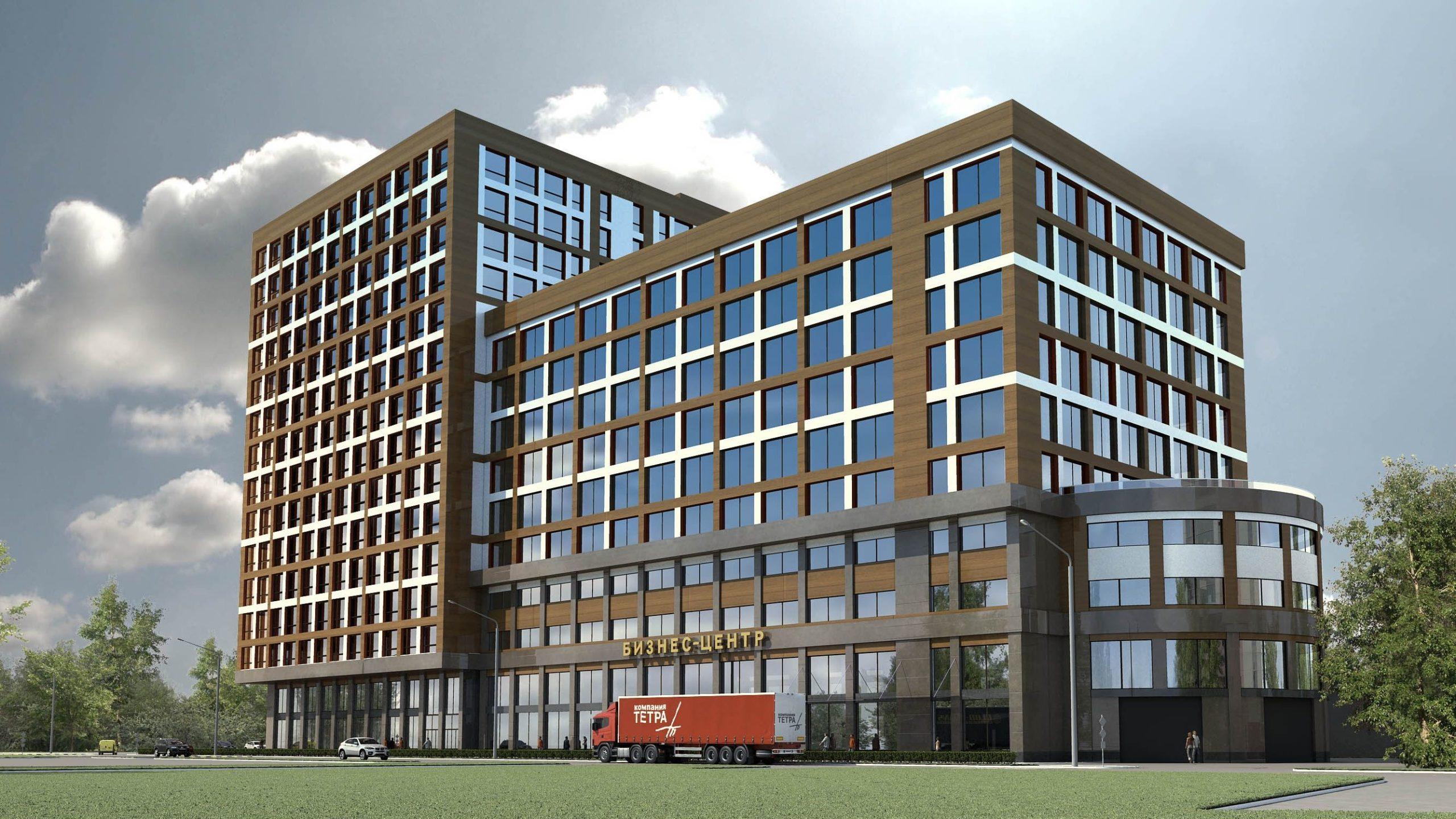 Комплексное проектирование жилых, коммерческих, социальных и промышленных объектов